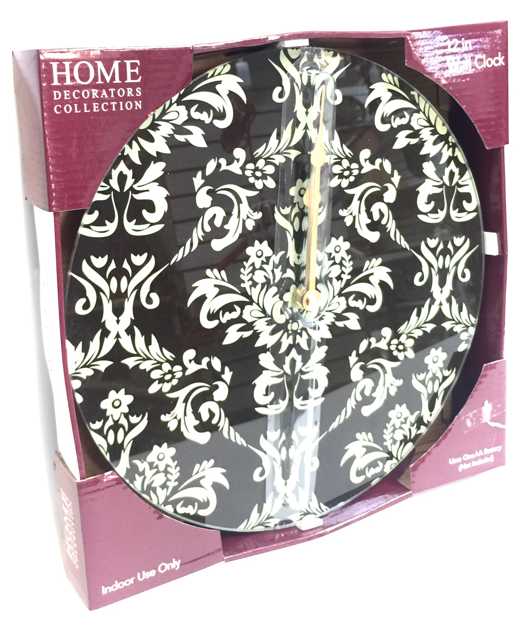 (34438) Home Decorator Collection Clock