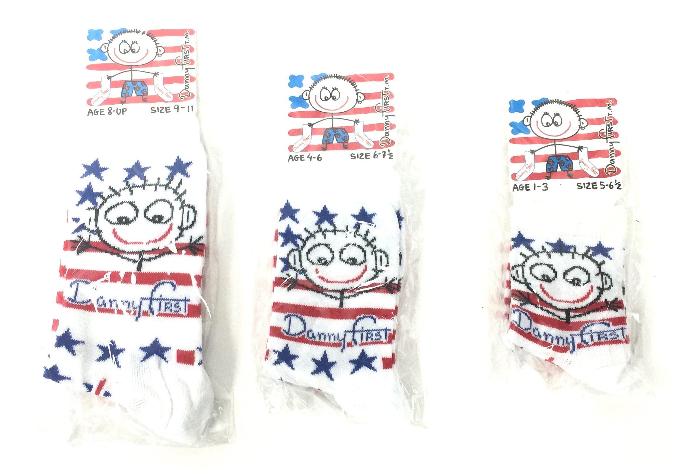 Kids Socks - American Flag