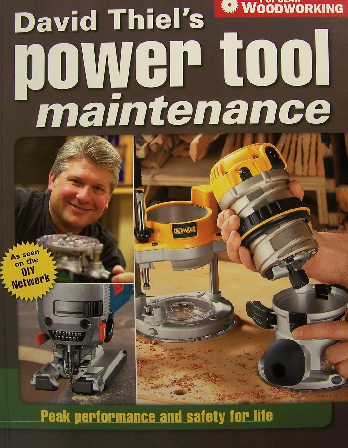 Power Tool Maintenance
