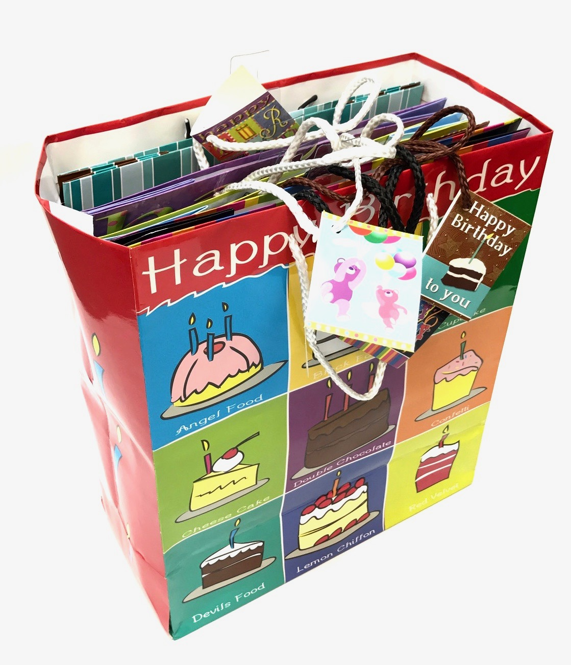 Large Gift Bag - Birthday