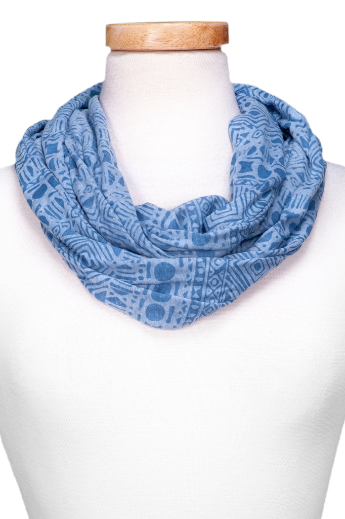 Burnout Infinity Scarf asst*