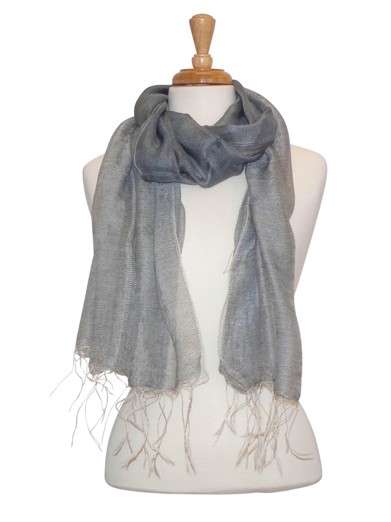 2 Tone Layer Scarf asst*