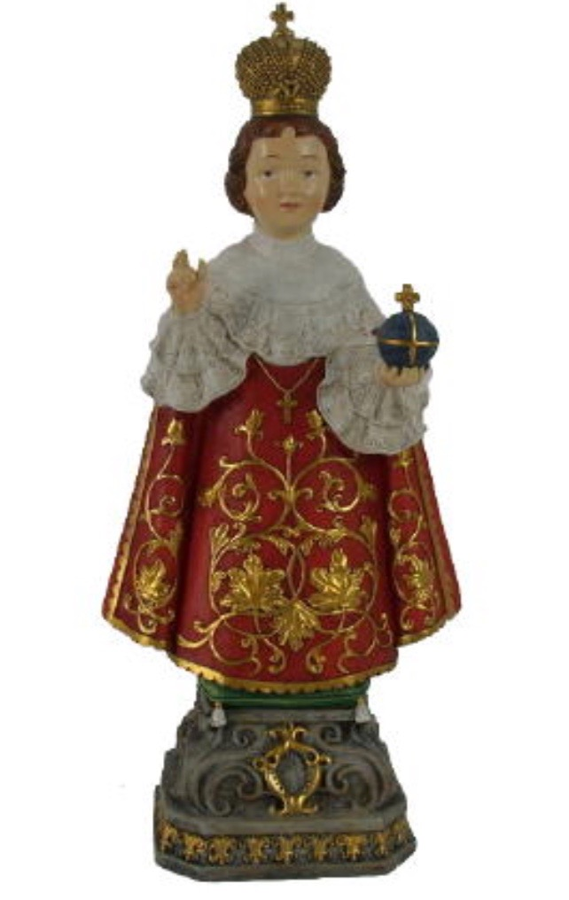 Infant Jesus of Prage 12""
