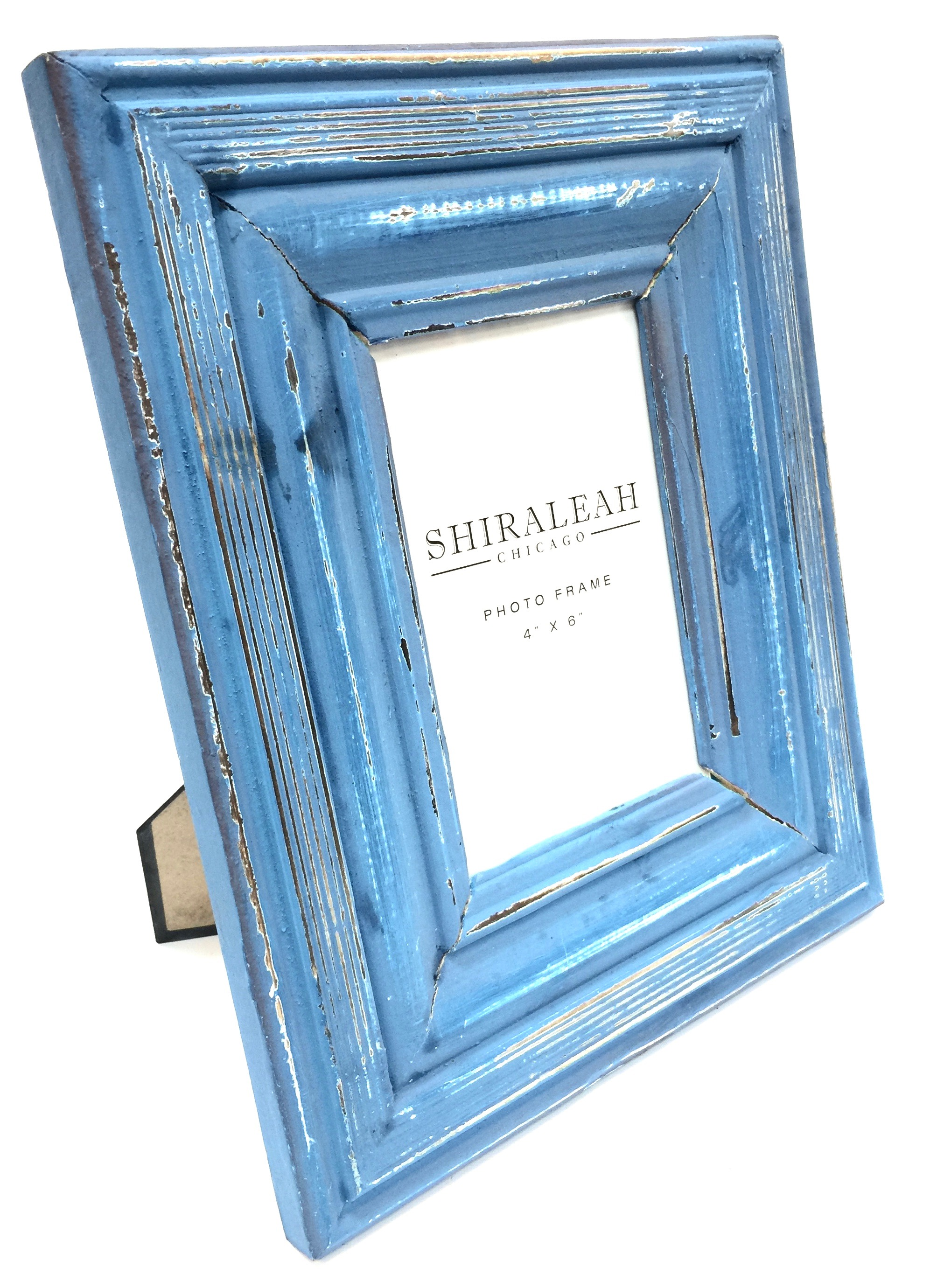 4x6 Azure Picture Frame