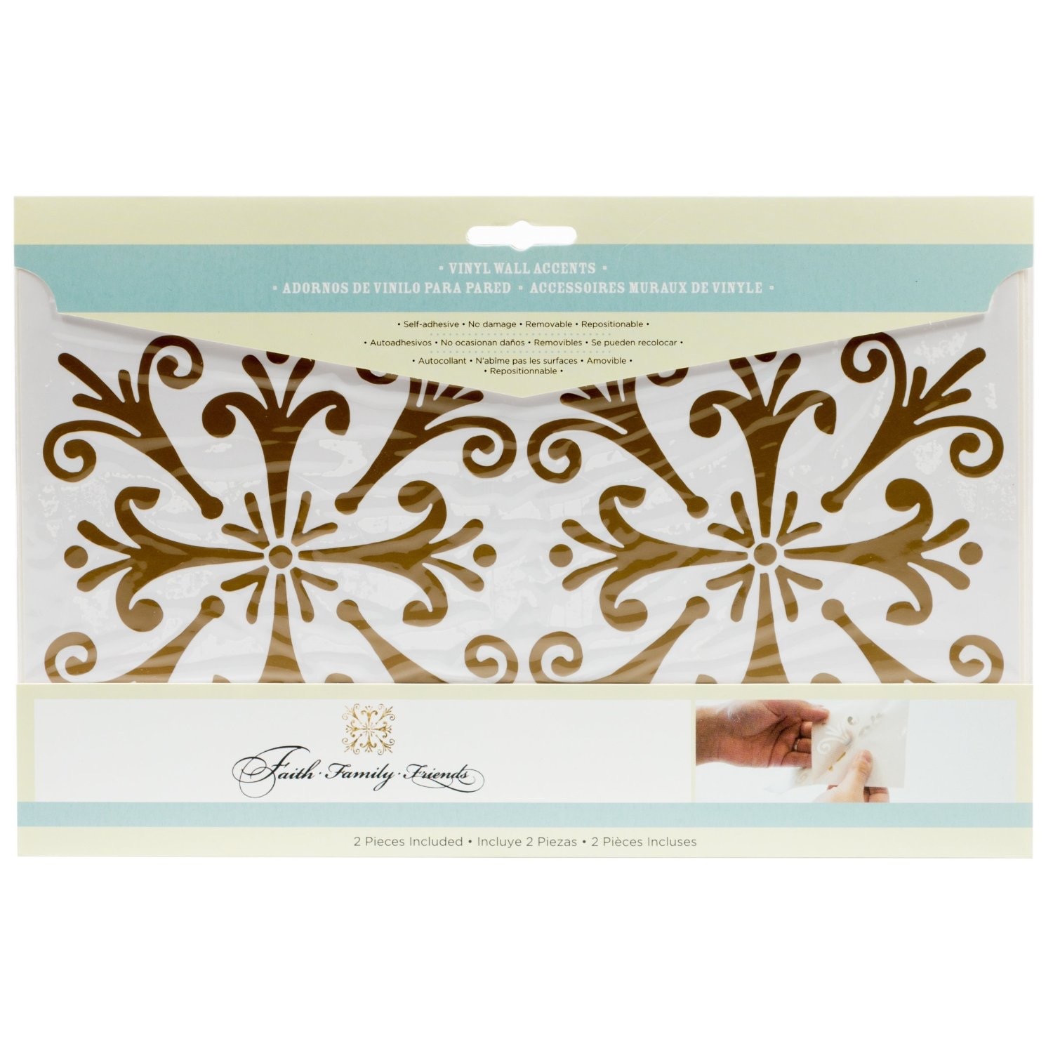 Home Craft Decals Spanish Tile