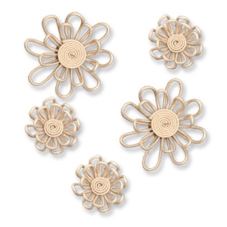 3DHC Flower Daisies