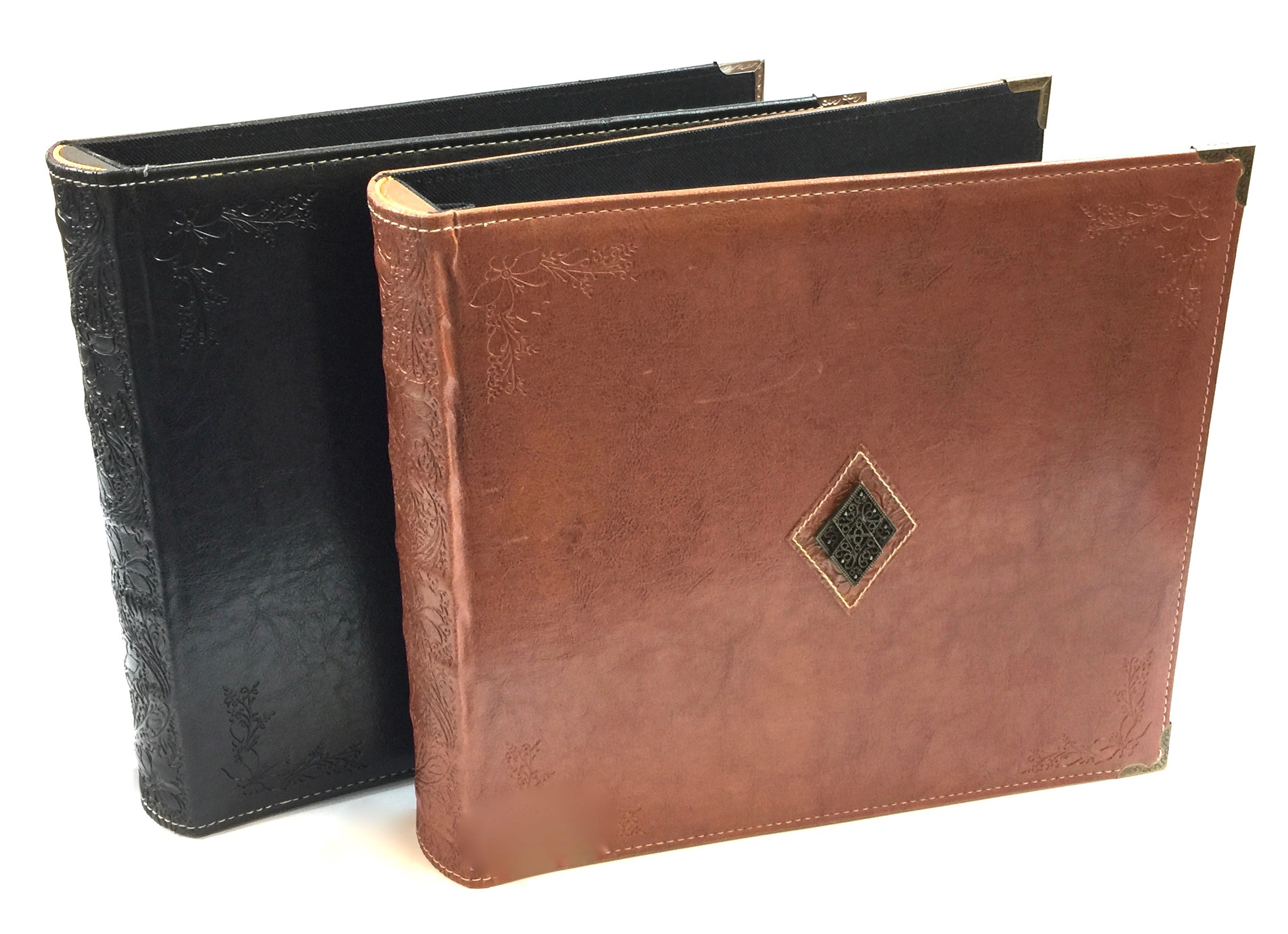 12x12 Boxed Leather Album 2/A