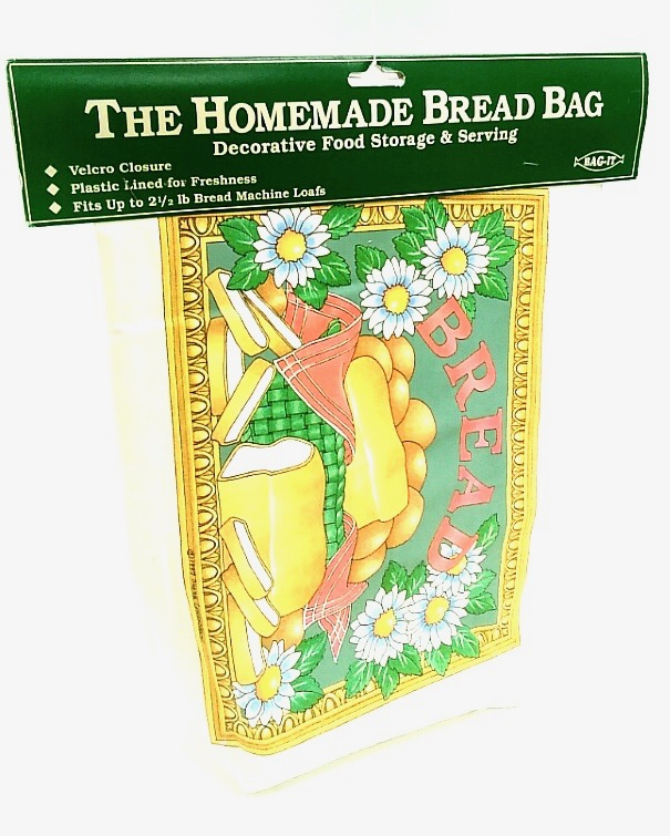 Homemade Bread Storage Bag