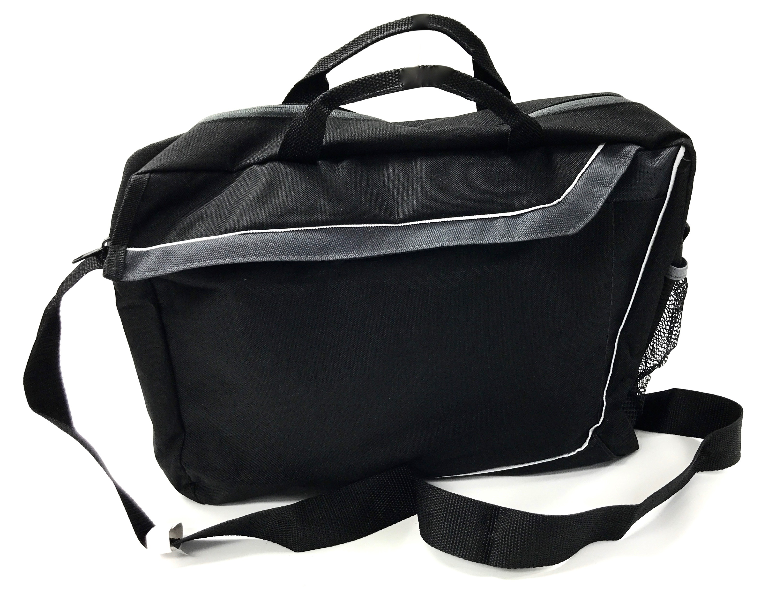 (120741) Streamline Briefcase - Black