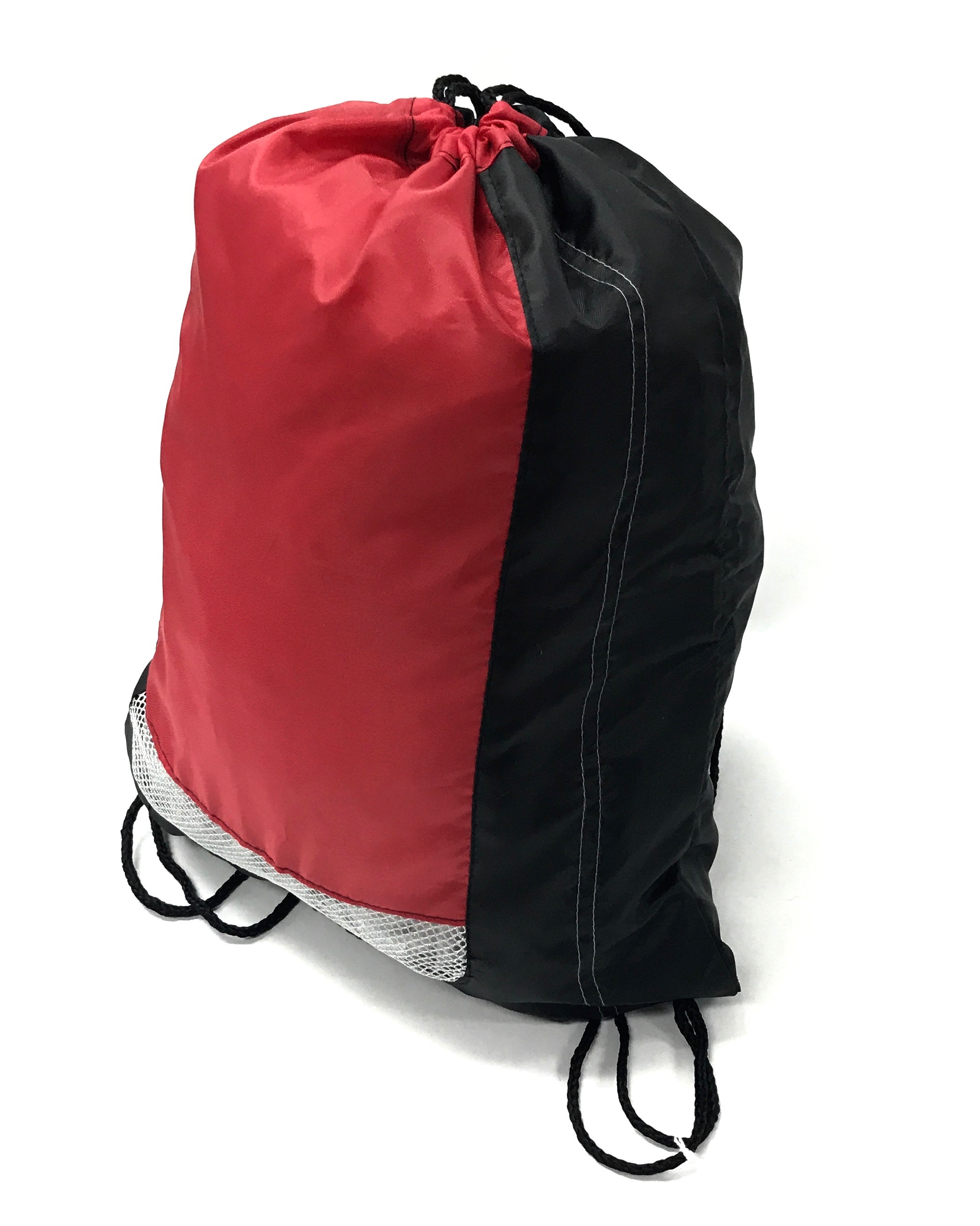(120905) Linear Cinch Pack - Red