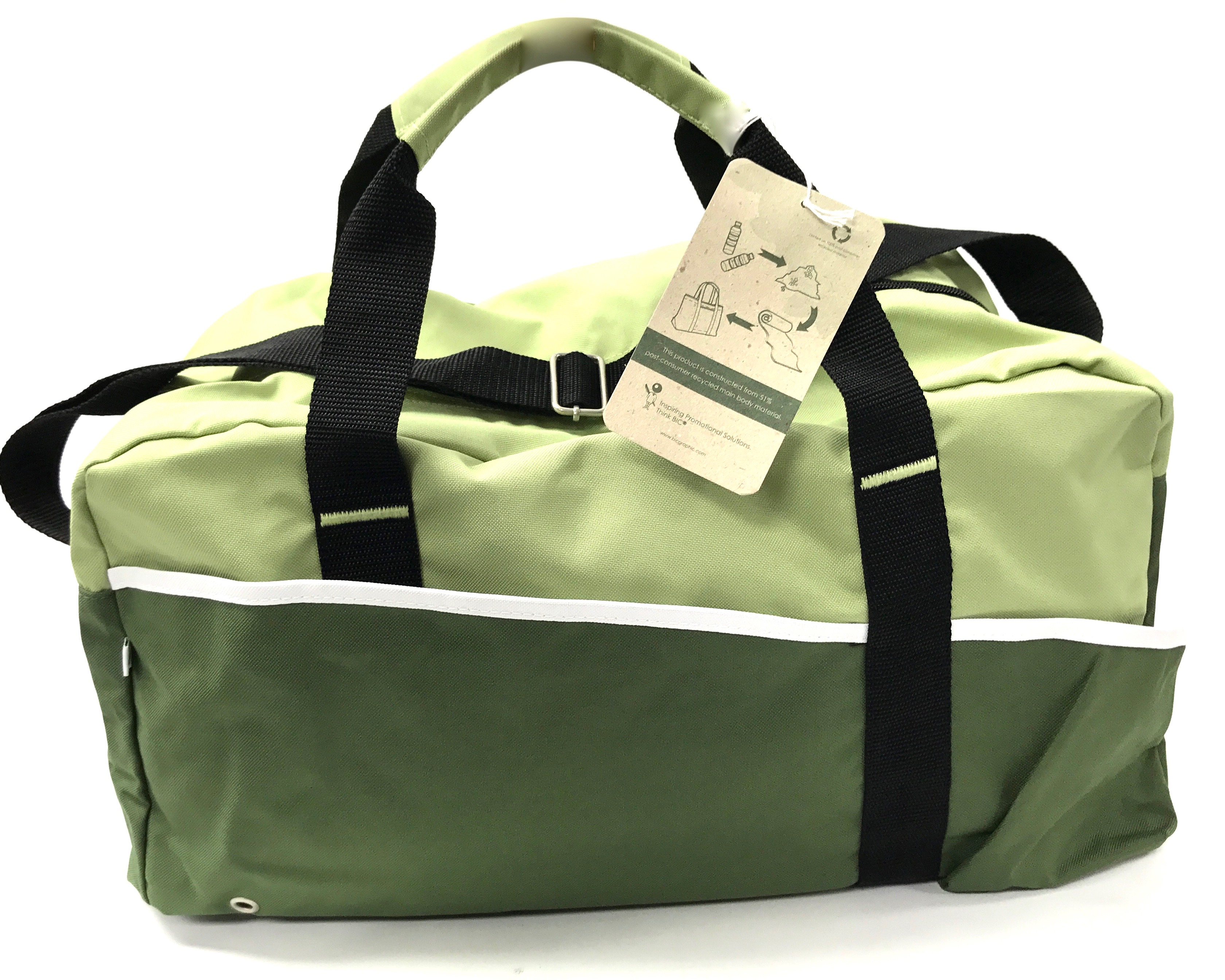 (0019627) (117534) Center Court Duffle - Grass