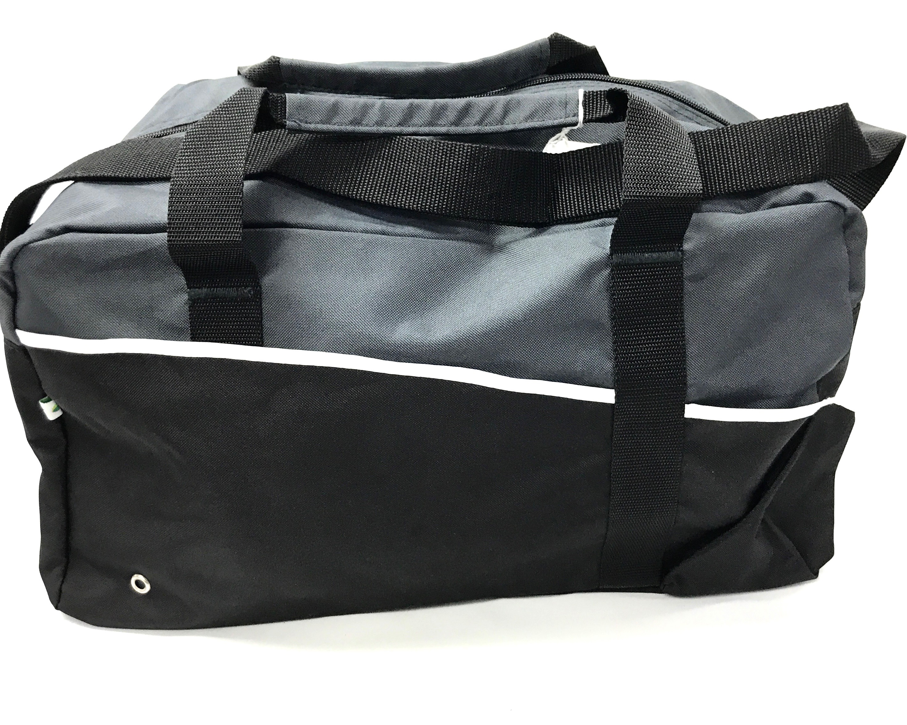 (117536) Center Court Duffle - Onyx