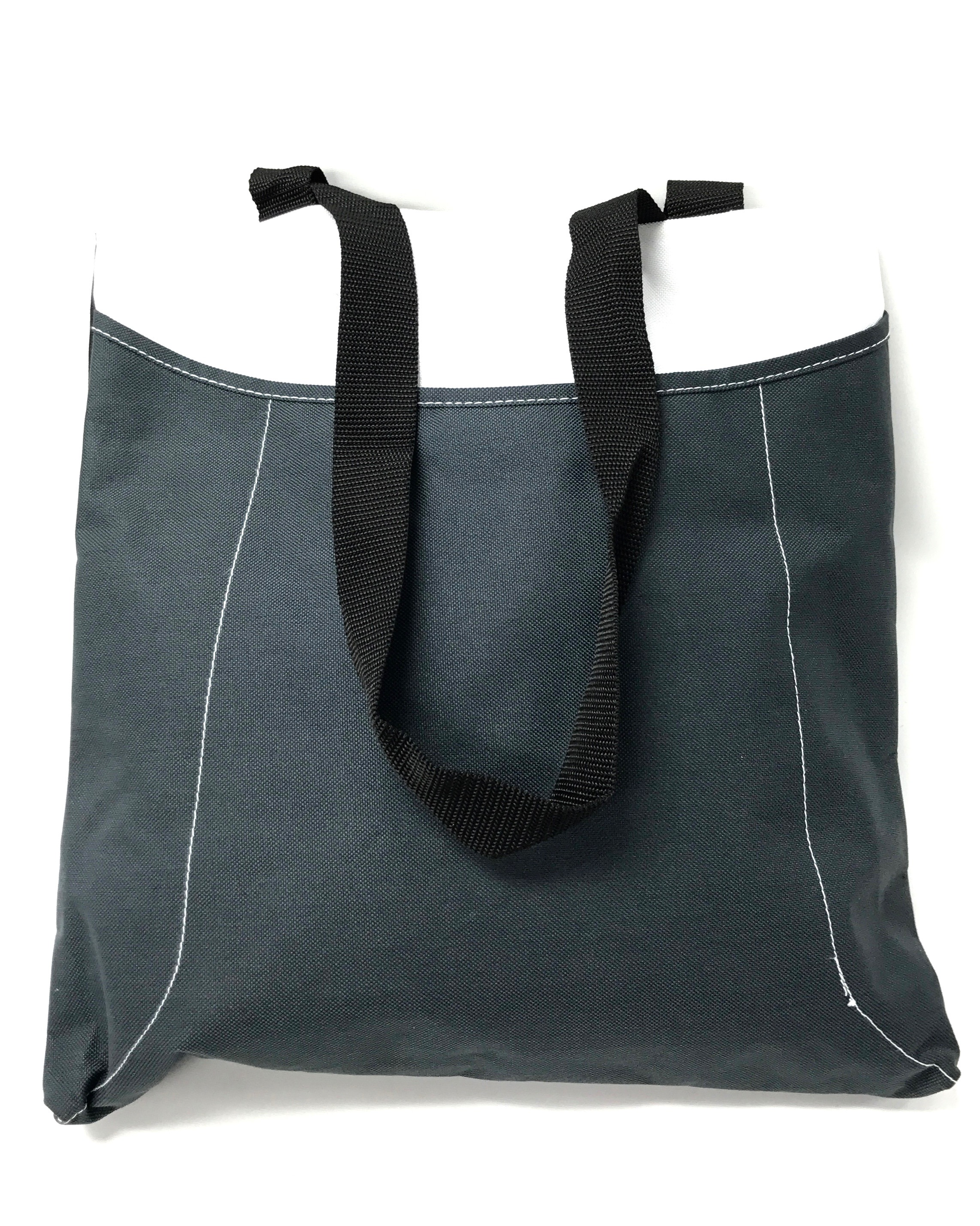 (120076) Snap It Tote - Charcoal