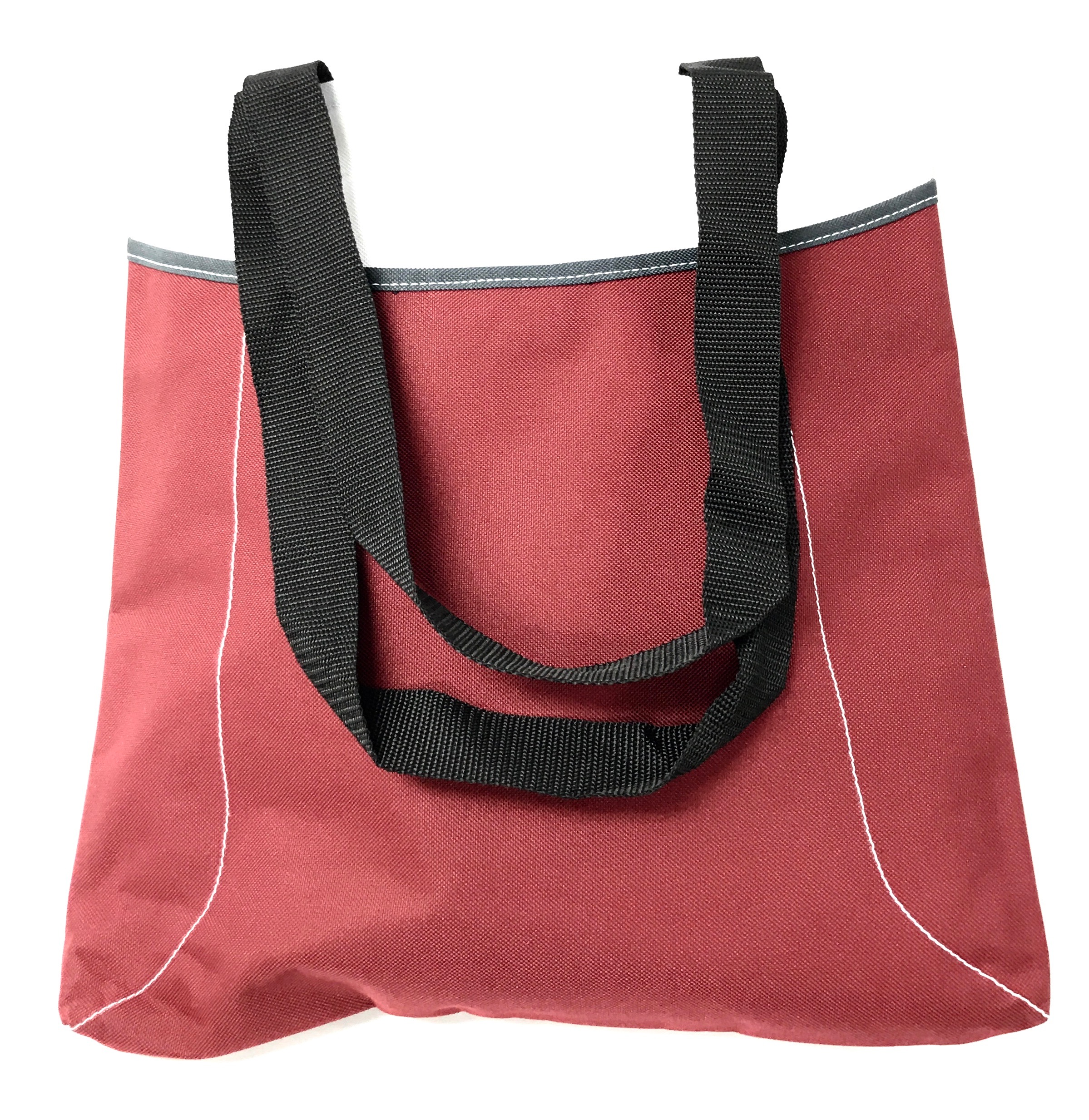 (120077) Snap It Tote - Cranberry