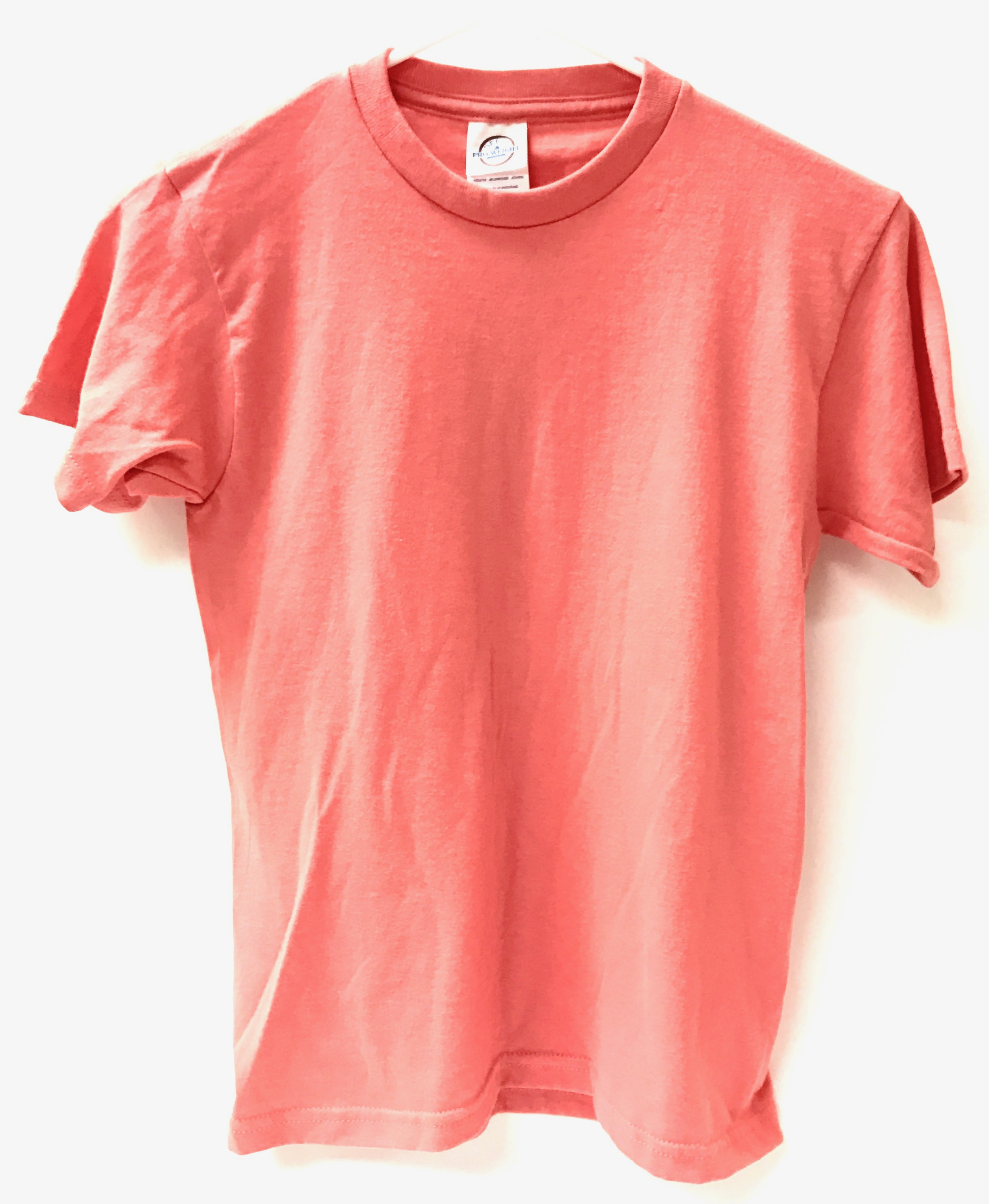 Youth Short Sleeve Tee - Coral