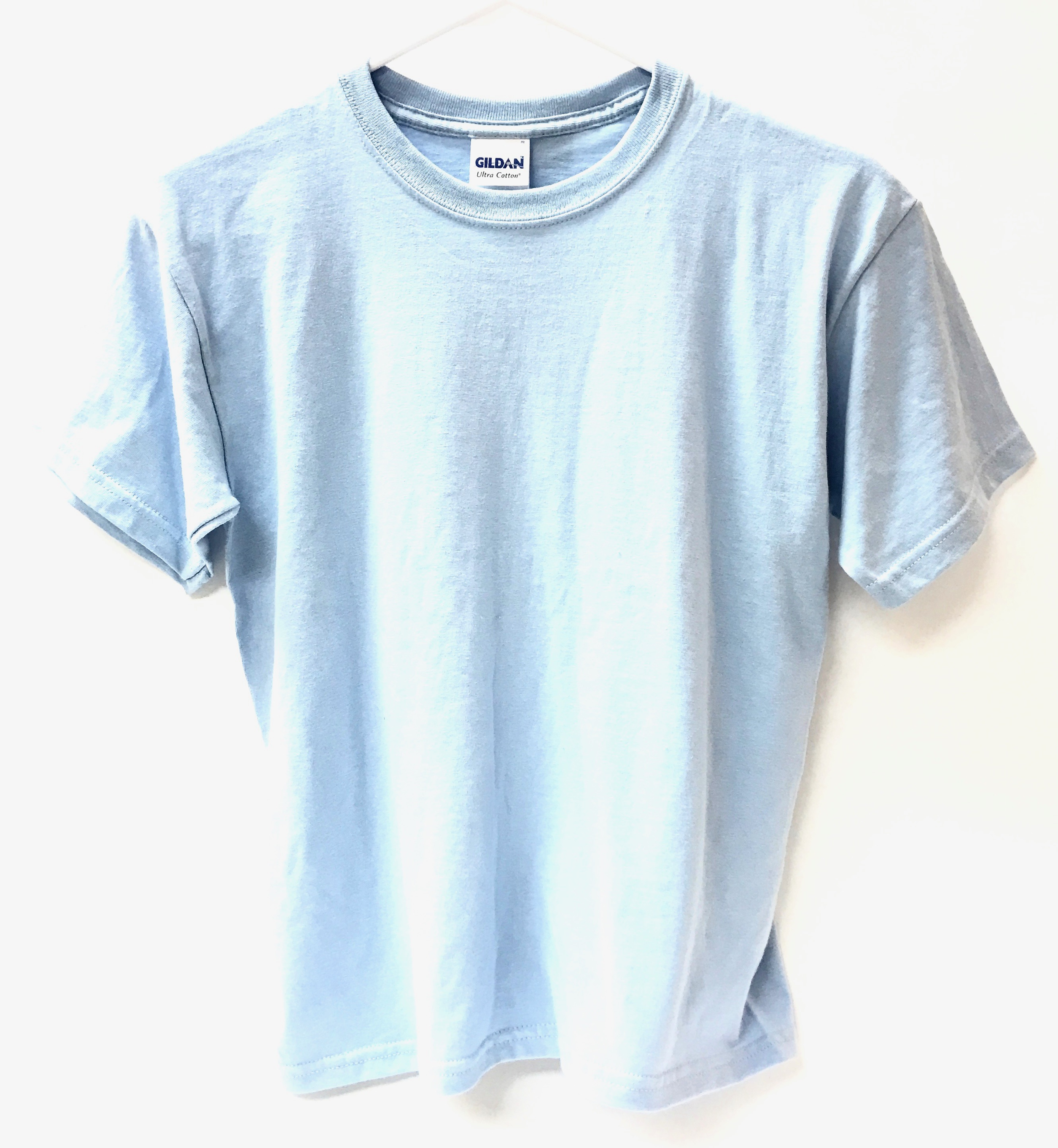 Youth Short Sleeve Tee - Light Blue