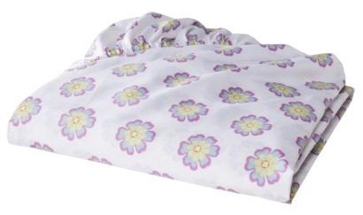 Ashbury Fitted Sheet Pink/Blue Floral