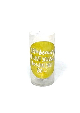 Lighted Glass Cylinder Vase Love Cbk3 132636 330 Toys