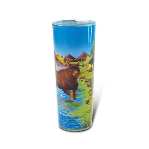 Full Shooter Shot Glass Moose