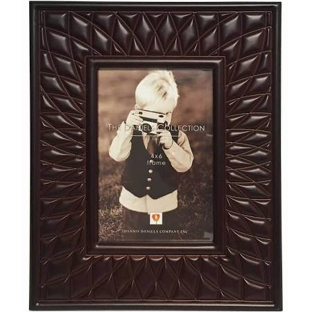4x6 Frame Tropical Distressed Walnut*