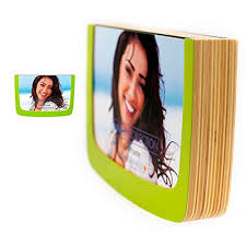 6x4 Frame Double Sided Green