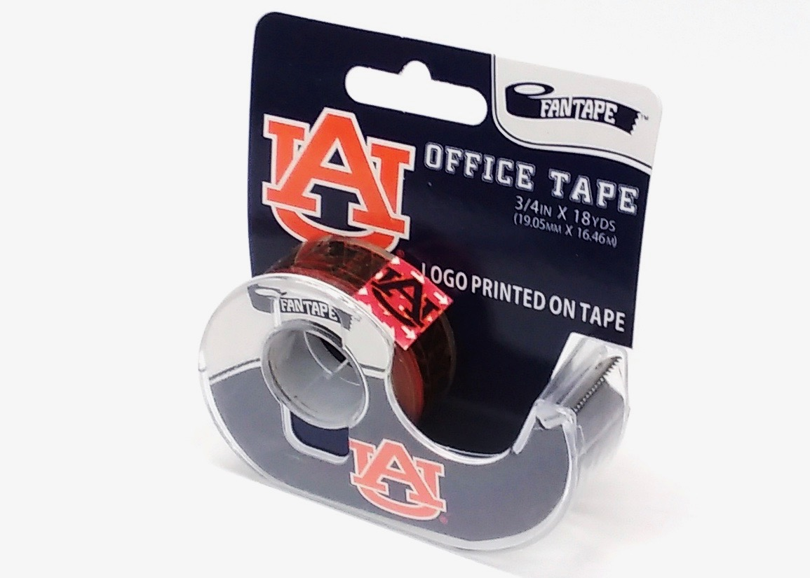 (003296) Office Tape - Auburn