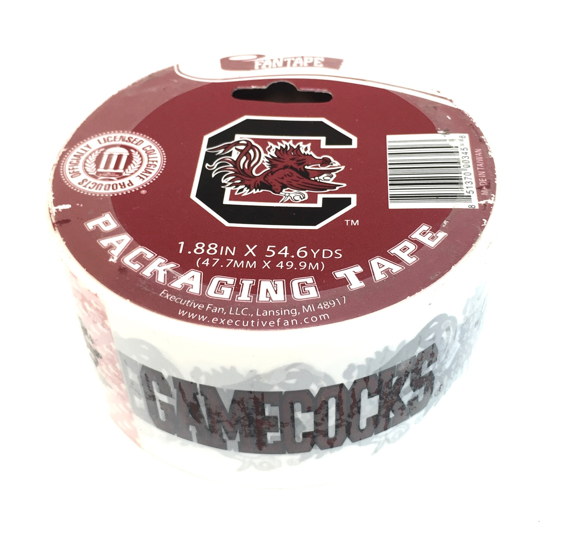 (003456) Packing Tape - South Carolina