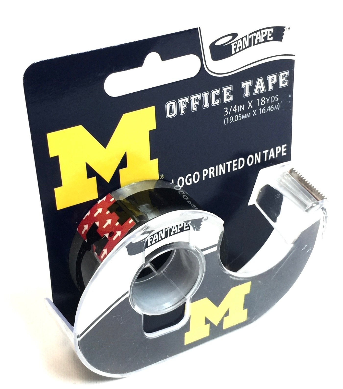 (003173) Office Tape - Michigan
