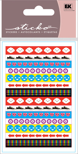 Icons Tape Strips