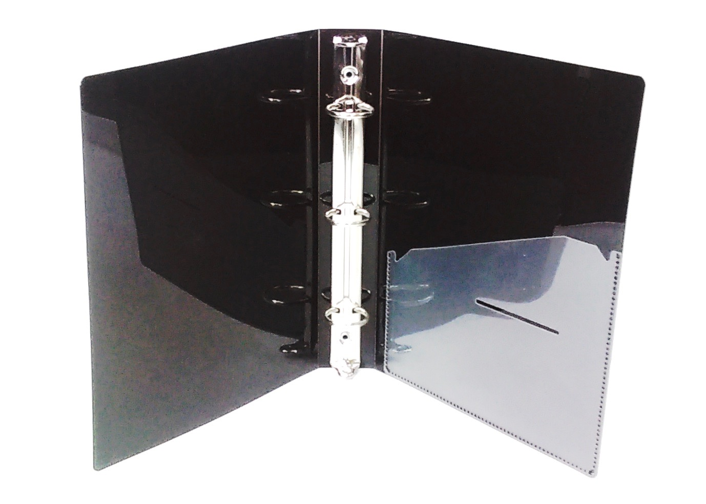 3 Ring Binder 5x8 - Black