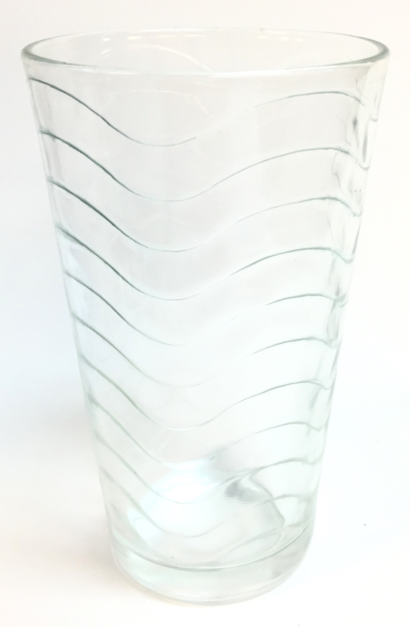 16 Ounce Drinking Glass