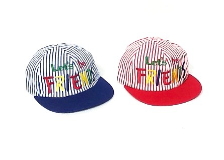 Lets Be Friends Hat 2/A