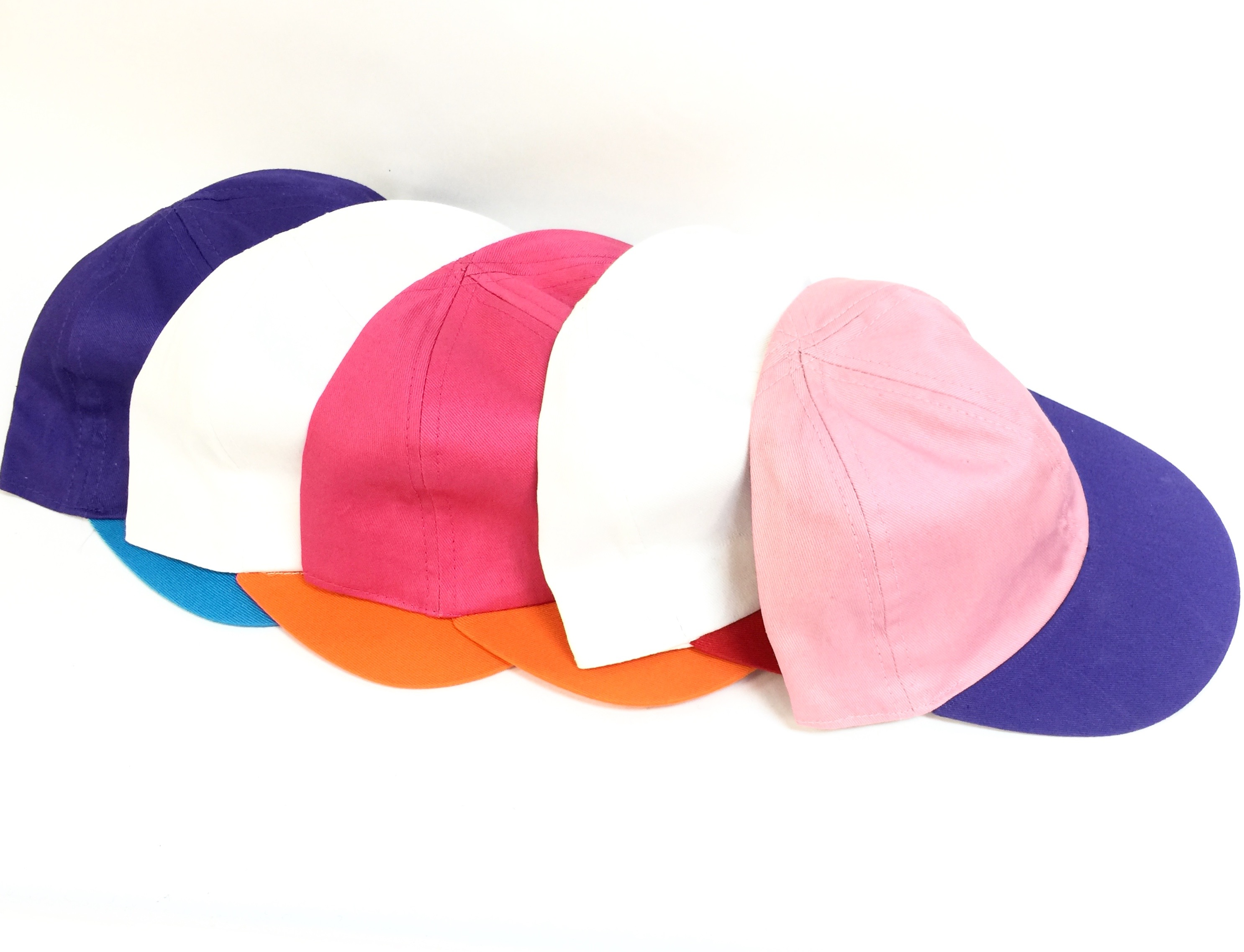 Child Baseball Cap 6 Asst