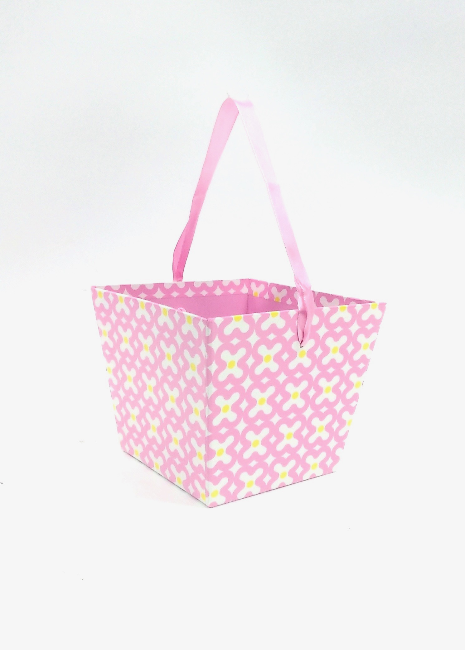Gift Basket Pink Flower