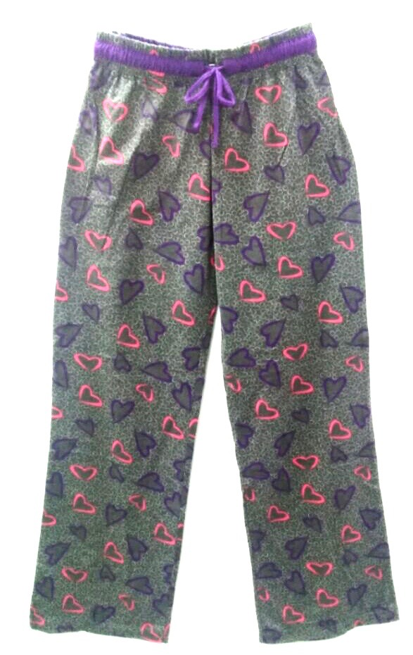 Womens Lounge Pant - Random Heart