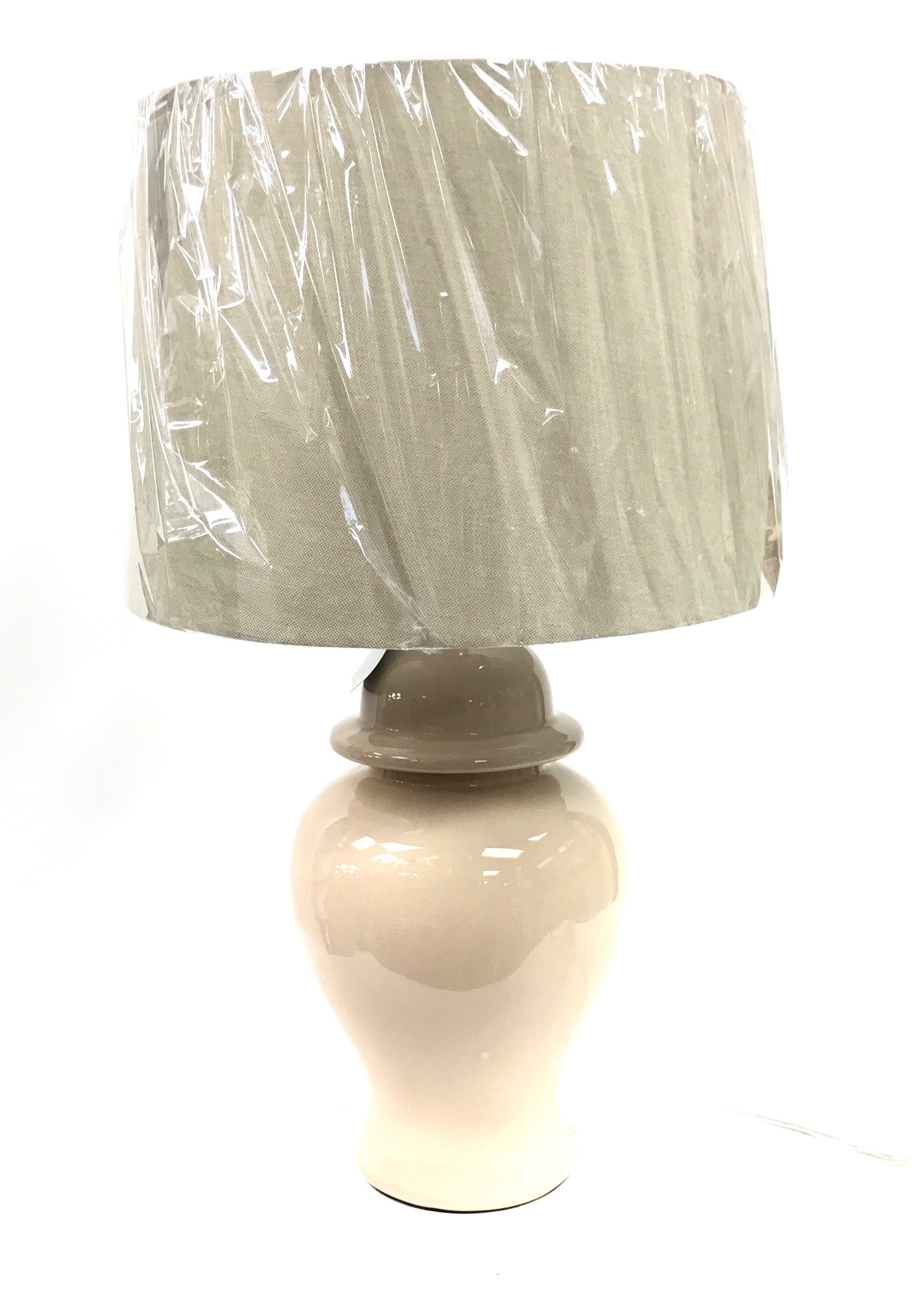 "24"" Ginger Lamp - Rose"