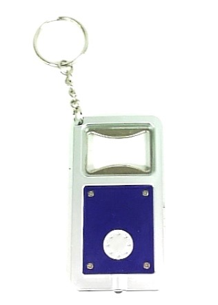 Square Bottle Keylight Opener