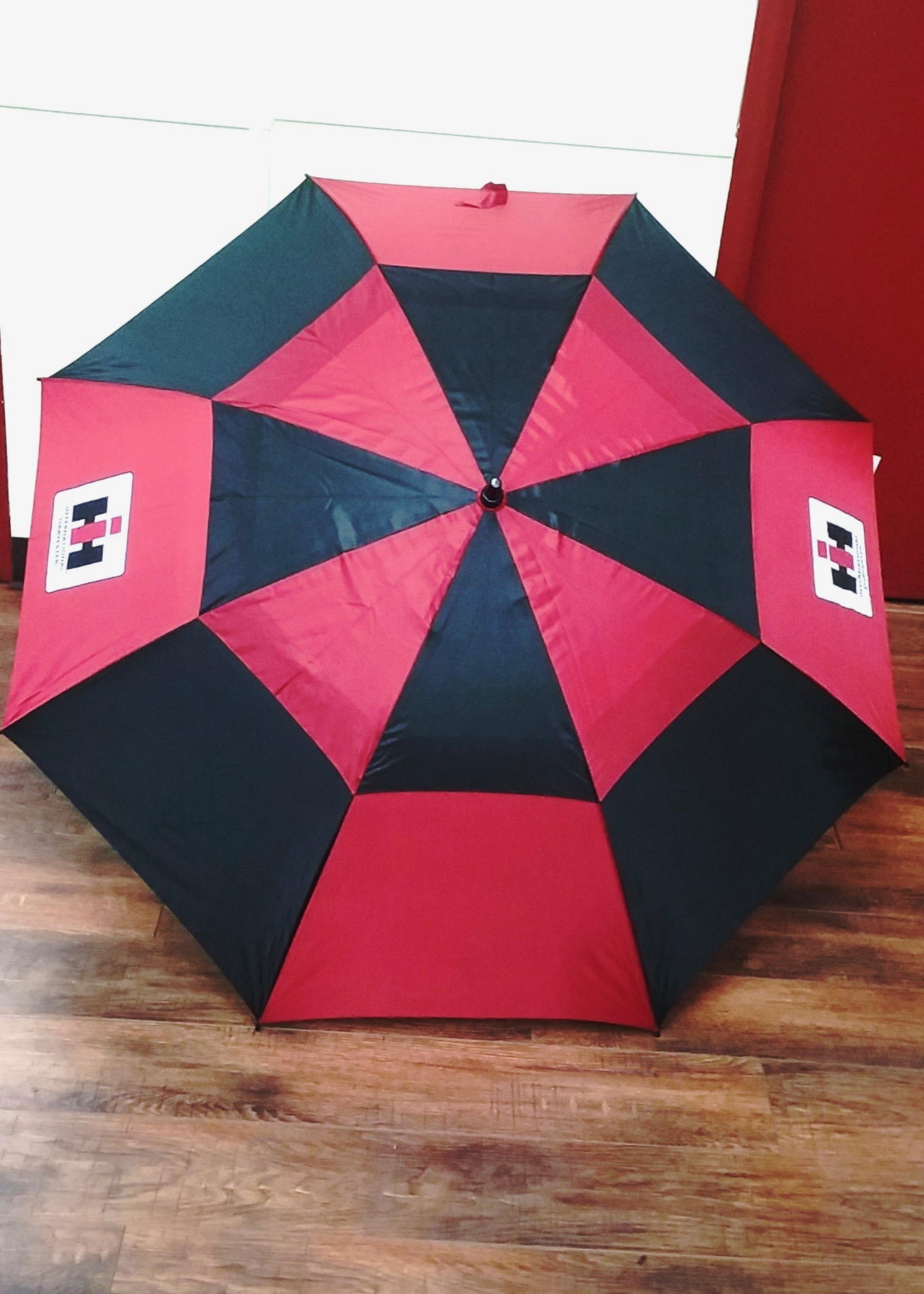 Farmall Vented Golf Umbrella