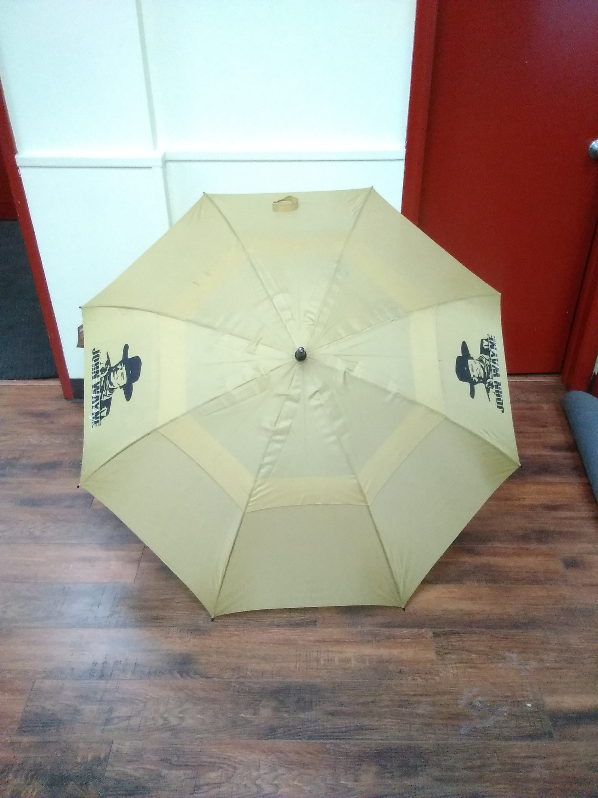 "John Wayne 54"" Vented Golf Umbrella"
