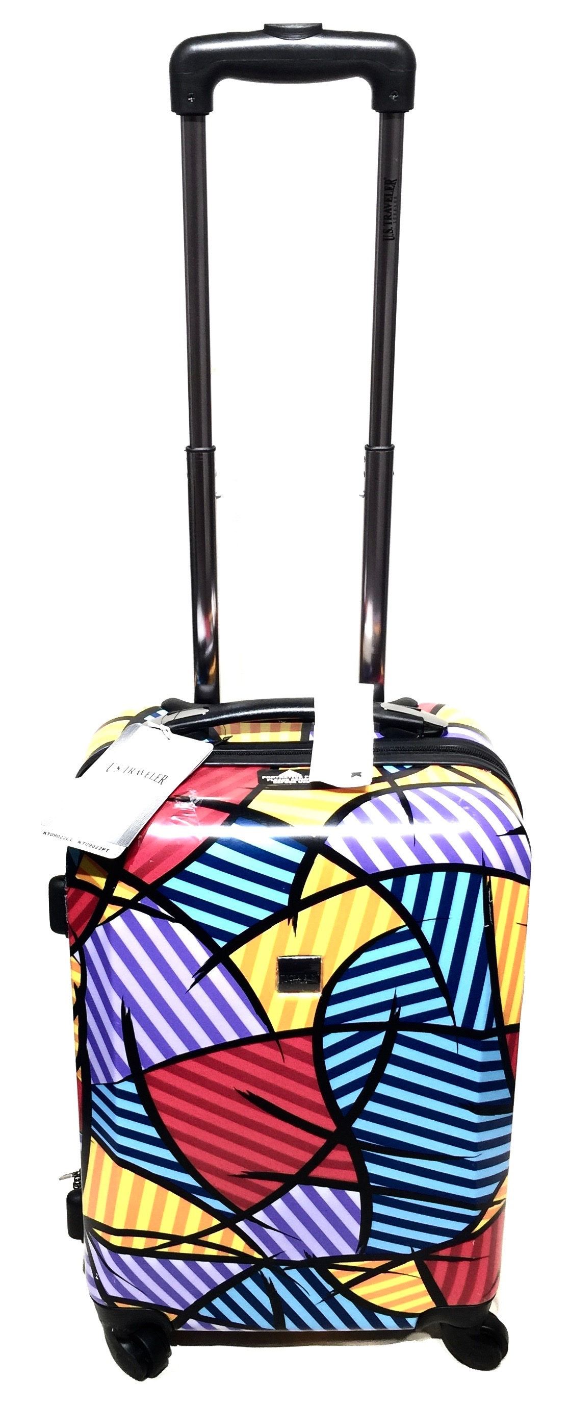 "22"" 4 Wheel Hardcover Luggage"