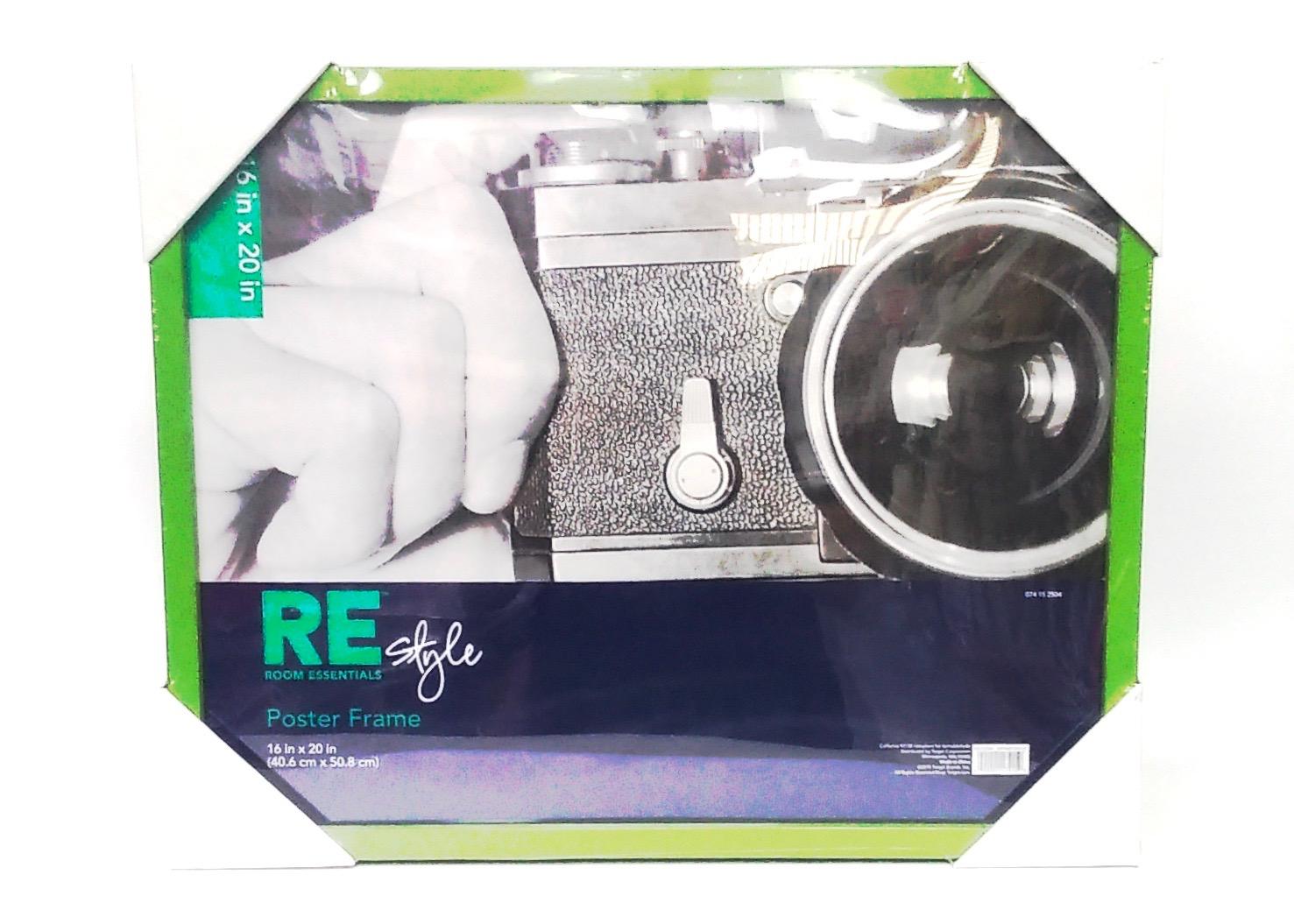 17415) Green 16x20 Frame [MCS7-17419] - $3.85 : Toys Housewares Home ...