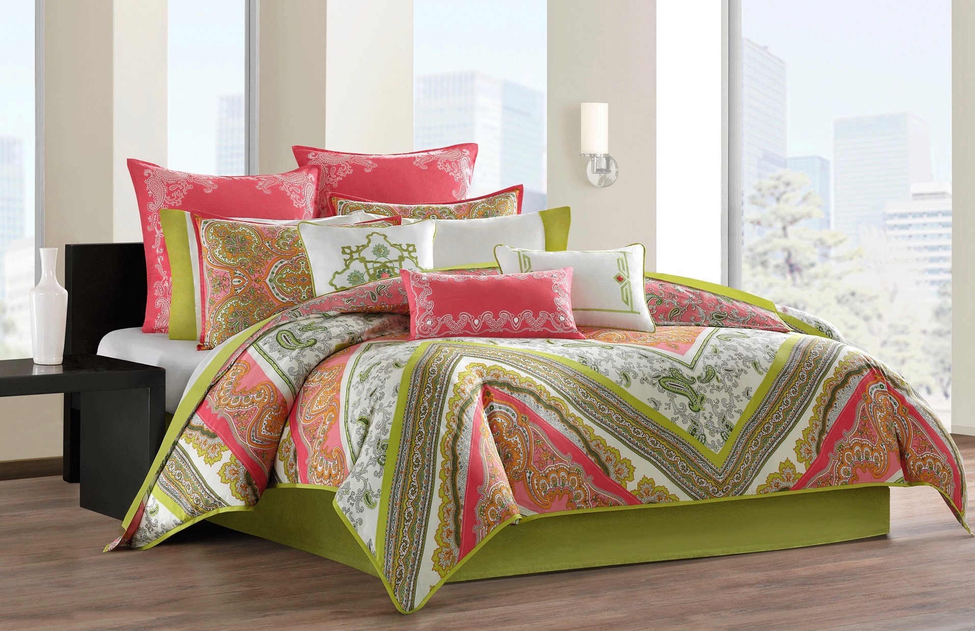 Gramercy Twin Duvet Cover Mini Set