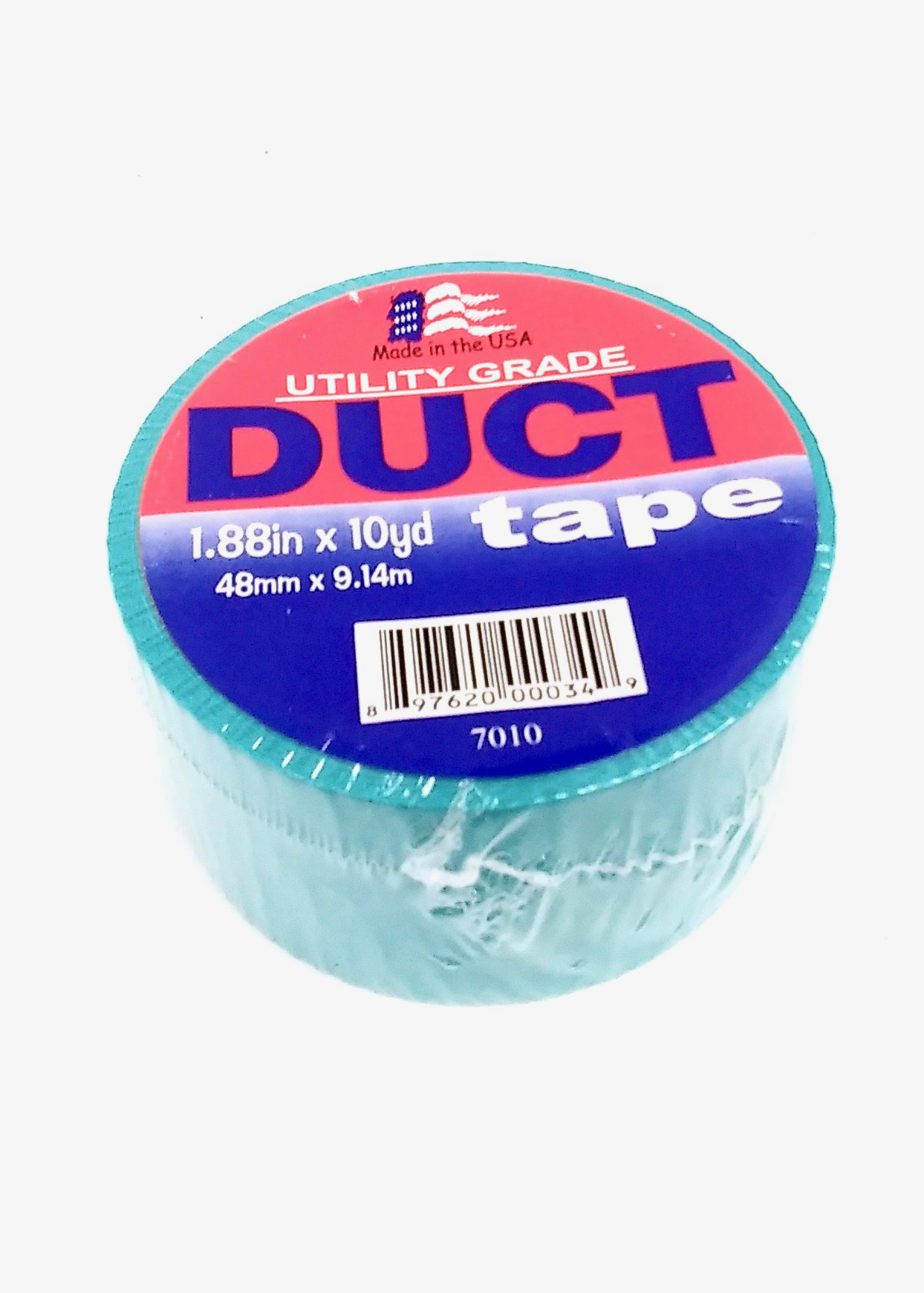Duct Tape 10 Yard Aqua