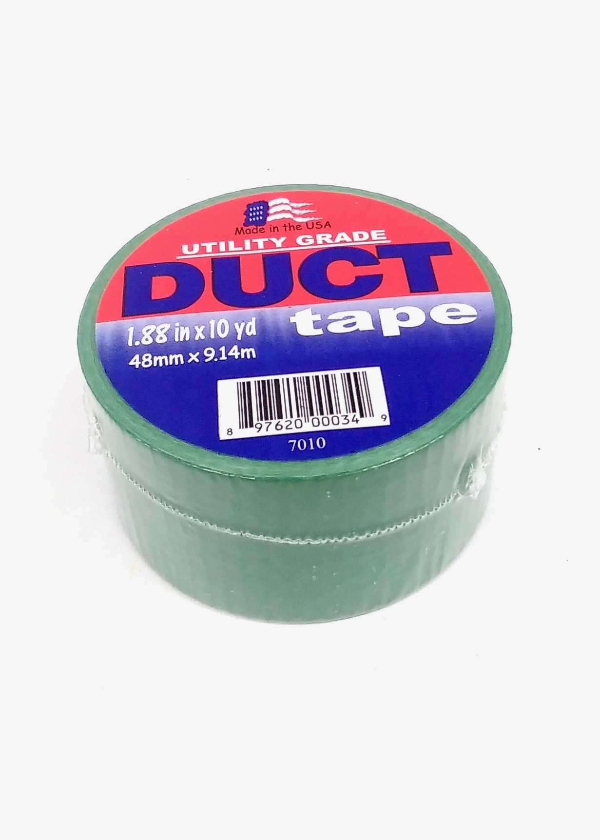 Duct Tape 10 Yard Green