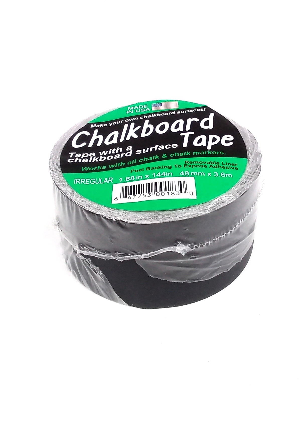 Duct Tape 10 Yard Chalkboard