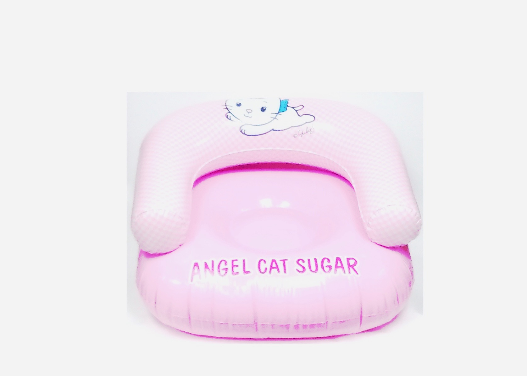 Angel Cat Sugar Inflatable Chair