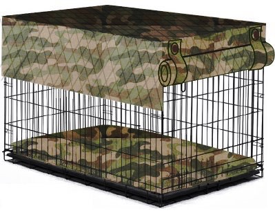 I-Crate Cover Camo - Large