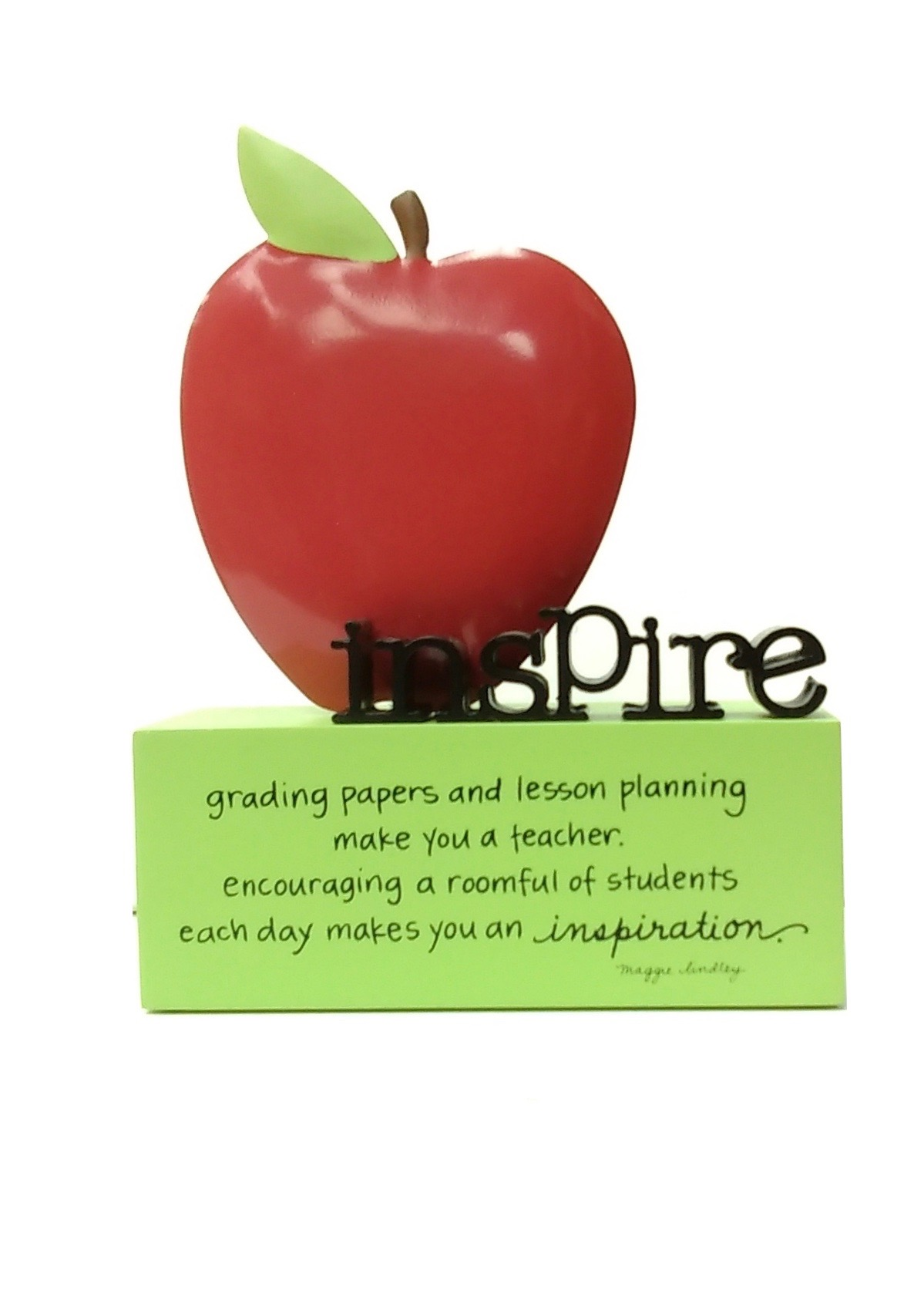 Inspire Teacher Sculpture
