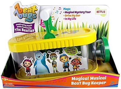 Beat Bugs, Magical Musical Beat Bugs Keeper
