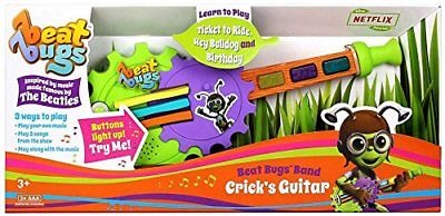 Beat Bugs Band Crick's Guitar